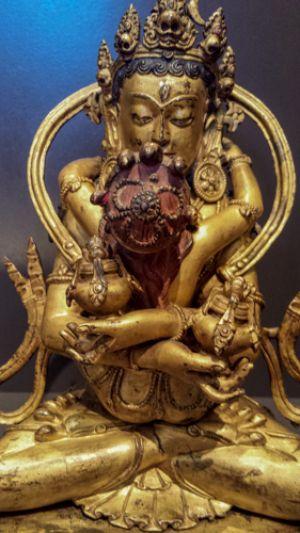 Yi-dam Sitasamvara