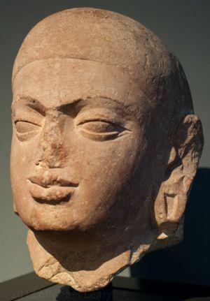 Jain Tirthankara head
