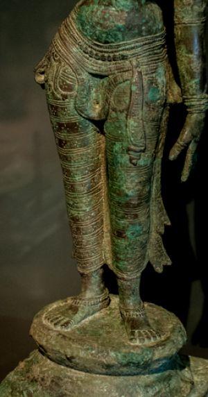 Detail Goddess Parvati