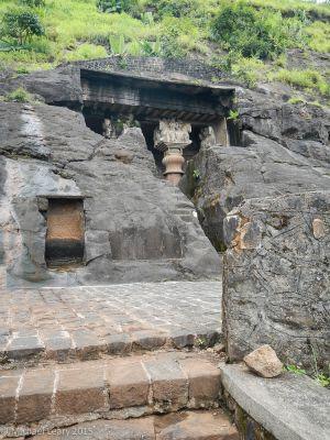 Bedsa caves