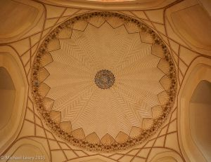 Ceiling Humayun tomb