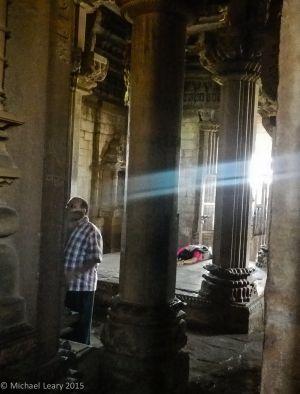 Southern style devotion to Vishnu