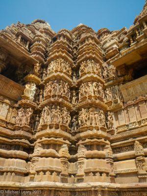 Kandariya temple detail
