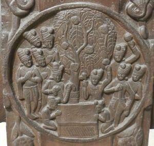 Panel (Indian museum Kolkata)