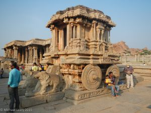 Stone chariot - Vitthala temple