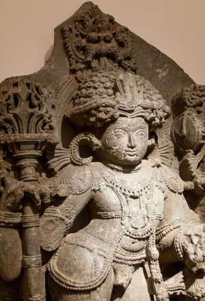 Bhairava, terrible manifestation of Siva