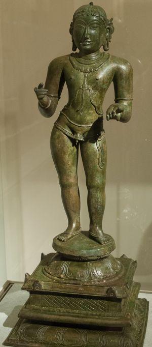 Le dévot sivaite Sambandar