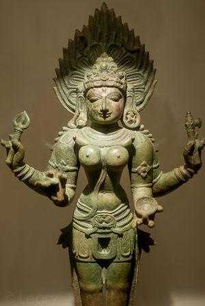 La déesse Kali