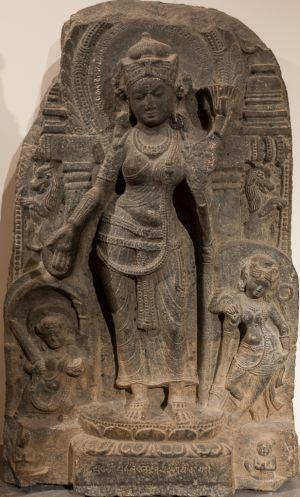 La déesse Khadiravani-Tara