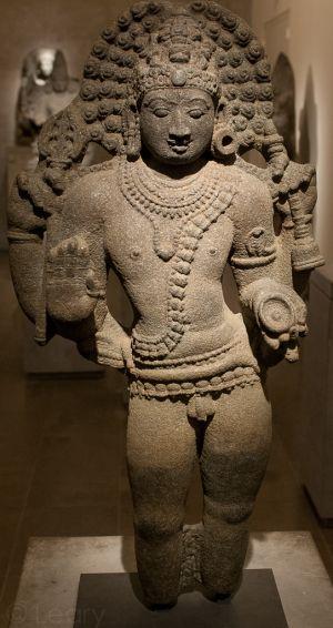 Bhairava, terrible manifestation of Siva